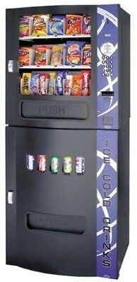 Seaga Elite HF3500 Soda & Snack Vending Machine-Slightly used, EXCELLENT shape