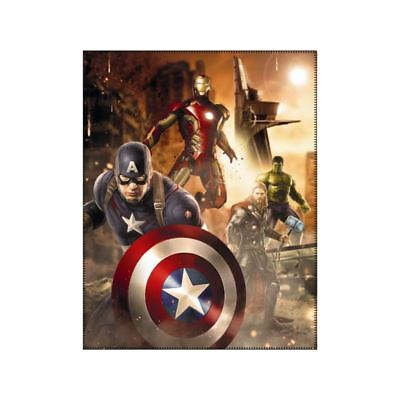 """Couverture polaire Avengers """"Age of Ultron"""""""