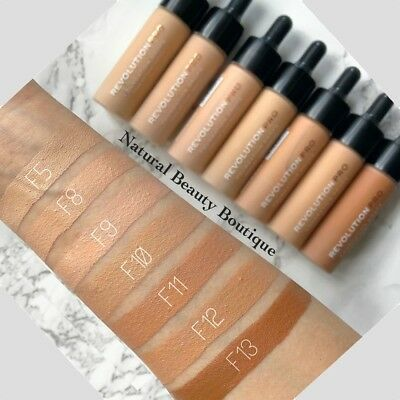 Makeup revolution conceal and define foundation canada