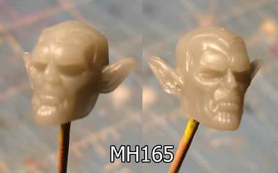 "MH175 Custom Cast Male head for use with 3.75/"" Acid Rain Star Wars GI Joe figure"
