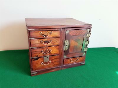 Japanese Cabinet / Small Writing Desk (Various Pick Up Points)