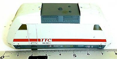 IC Painted tillinchen TTC Case 199 707-1 TT 1:120 SPARE Å