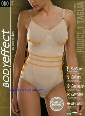 Body modellante Body Effect Gold art. 510119