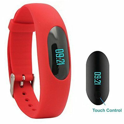 AsiaLONG Fitness Tracker Non-bluetooth Pedometer Watch Smart Bracelet with Step
