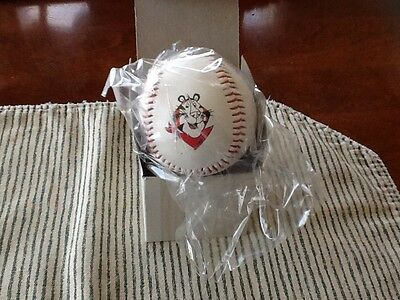 Tony the Tiger Official Size Baseball. Original Box. Unused.