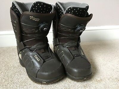 vans encore snowboard boots uk