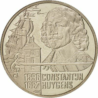 [#403473] Nederland, Medal, European coinage test, 5 euro, Politics, Society