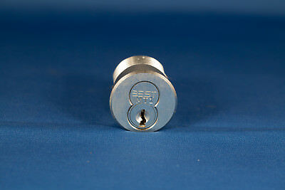Best SFIC, 7-Pin, Mortise Cylinder Housing, silver
