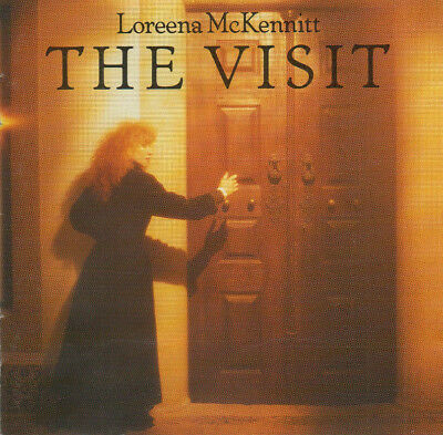 "LOREENA McKENNITT ""THE VISIT"" RARE GERMAN CD / NEW AGE MUSIC"
