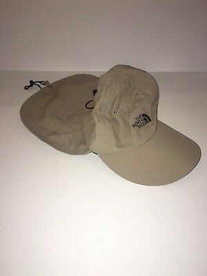 c1c5cdc6992 THE NORTH FACE Convertible Mullet Sun Shield Hat Cap Beige One Size ...