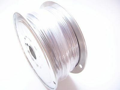 "Cable Railing Type 316 Stainless Steel Wire Rope Cable, 5/32"", 1x19, 200 ft Reel"