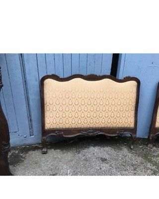 Antique Fench Bed / Day Bed Needs Work