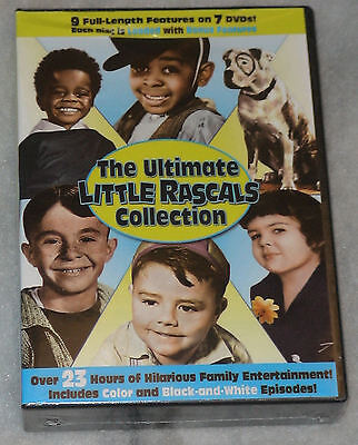 The Little Rascals Ultimate Collection - DVD Box Set - NEW & SEALED