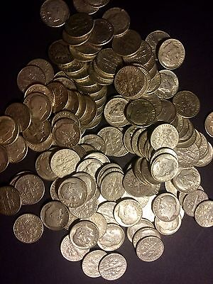 1/2 Troy Pound Lb Bag Mixed 90% Silver Coin U.s. Minted No Junk Pre 1965 One 1