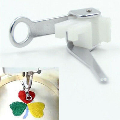 CO_ Embroidery Darning Foot Presser Sew Machines for Brother Singer Janome Showy