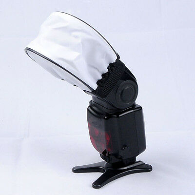 IT- Universal Camera Accessory Flash Diffuser Soft Cover for Canon Nikon Sony Sw