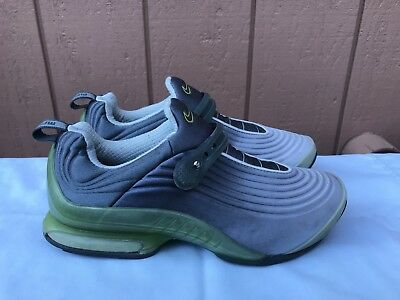 EUC RARE Nike 174288 031 Women's US 9.5 Air Max SPECTER Gray Running Shoes  A2