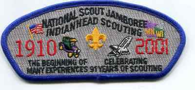 Jsp From 2001 Jamboree From Indianhead Council