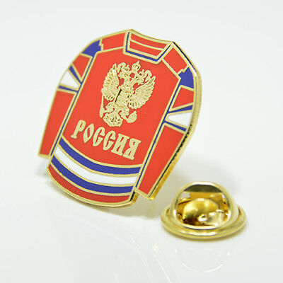 "Ice Hockey Federation of Russia ""Form"" pin, badge, lapel, hockey"