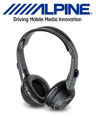 Alpine Shs-N107 Wireless Headphone For Pkg Monitors, New, Warranty, Best Price