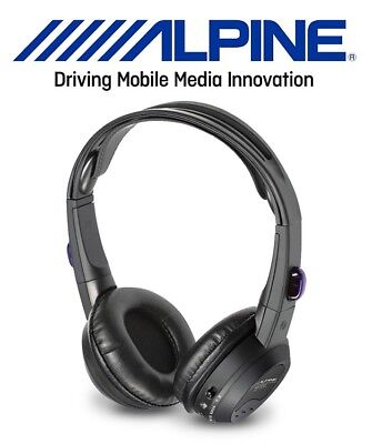 Alpine Shs-N207 Wireless Headphone Tme Pkg Monitors, New, Warranty, Best Price