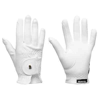 Roeckl Grip Youngster Gloves Childrens Ventilated