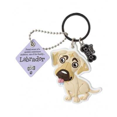 Wags /& Whiskers Top Dogs Bichon Frise Dog Keyring 00204000003