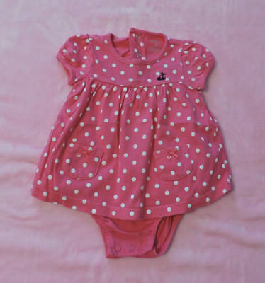 Carer's Baby Girl's Dress Size 6 Months