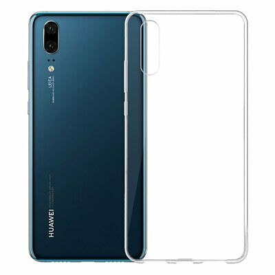 CoverKingz Huawei P20 Hülle Soft-Case ultra-slim Silikon-Cover transparent