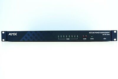 AMX NXA-PDU-1508-8 Power Distribution Switch Unit 110V 220V No Box