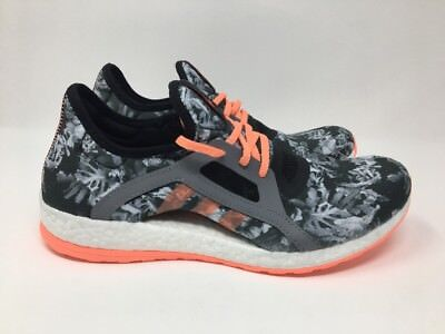 e7d9fba2f ADIDAS PURE BOOST X Women Running Shoes Sneakers Floral AQ6690 Sz 10.5 New  -  89.99