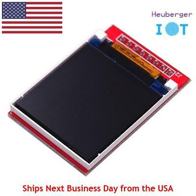 1.44 inch Serial 128x128 SPI Color TFT LCD Module ST7735 Driver for Arduino
