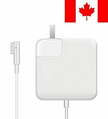 Macbook Pro Charger, Ac 60w Magsafe Power Adapter Charger for MacBook and 13-...