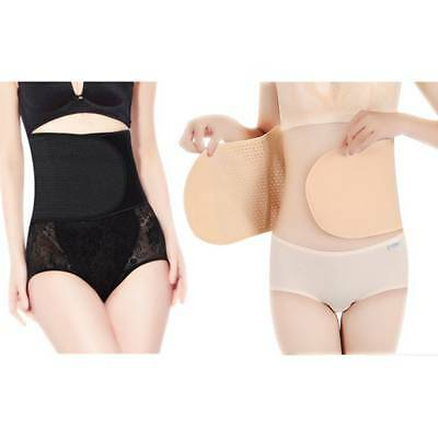 Postpartum Recovery Belly Waist Tummy Belt Slimming Body Band Girdle Adjustable