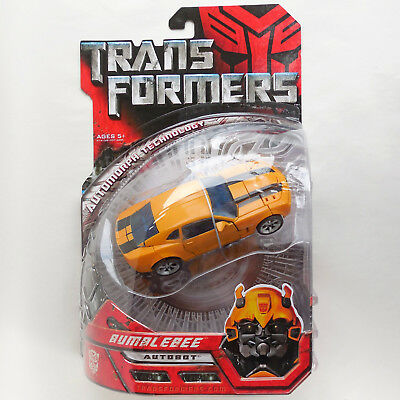 transformers 5 the last knight movie deluxe bumblebee new