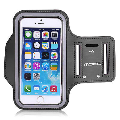 MoKo Armband Sports Armband Running Arm Band for iPhone 8 / iPhone 7 / 6s / 6