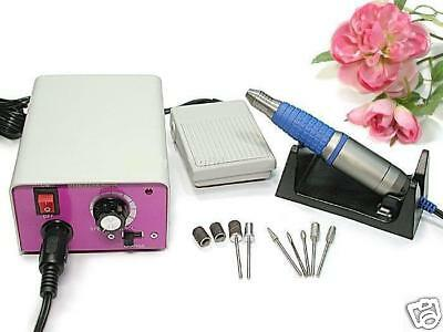 Kit Professionale fresa.Accessori Manicure e Pedicure.Per unghia,tips,mani,piedi