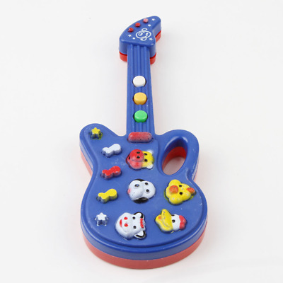 Animal Mini Guitar Toys Kids Musical Instrument Educational Birthday Gift