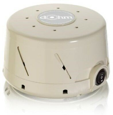 NEW Marpac 3500200 Dohm Classic Tan Dual Speed White Noise Machine