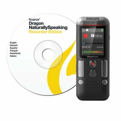 Voice Tracer 2710 Digital Recorder/Speech Recognition SOFTW, 8 GB (PSPDVT2710)