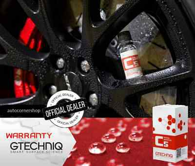Gtechniq C5 Wheel Armour High Quality Product For Best Wheel Protection 15ml