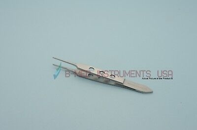 "OR Grade Bishop Harmon Dressing Forceps 3.5"" Serrated Ophthalmic Instruments"