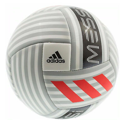 951d59af2 ADIDAS MESSI GLIDER Soccer Ball BQ1369 - White, Gray, Red (NEW) Lists @ $25