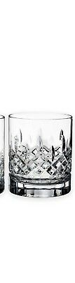 Waterford Lismore Evolution Double Old Fashioned Glass NEW
