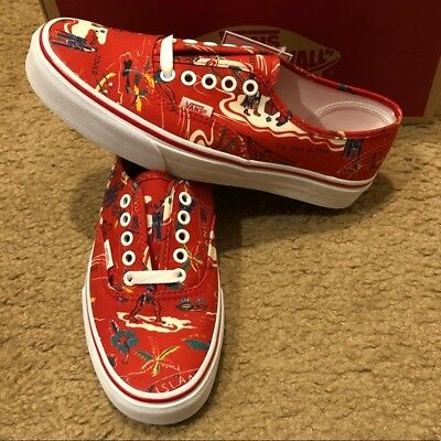 a879ae7871 NEW AUTHENTIC HOFFMAN Happy Hawaii Vans VN0A38EMMPQ -  48.95