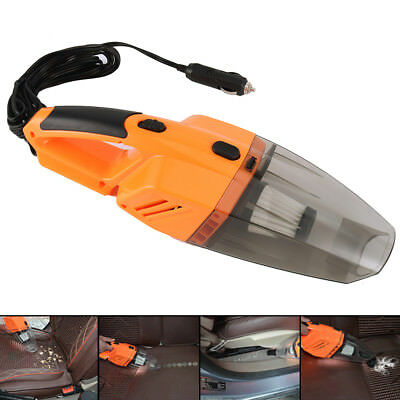 Car Vacuum Cleaner 12V For Auto Mini Hand held Wet Dry Small Portable 120W