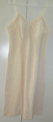 Vintage Osti Size 16 Petticoat Slip Adjustable Straps Cotton Blend New Zealand
