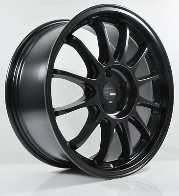 4pcs SSR TYPE F 18 inch Mag Wheels Rim 5X114.3/5X112 Alloy wheel Cheap rims FB-1