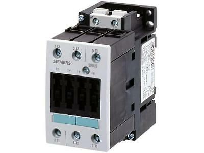 3RT1035-1AC20 Contactor3-pole 24VAC 40A NO x3 DIN on panel Size S2