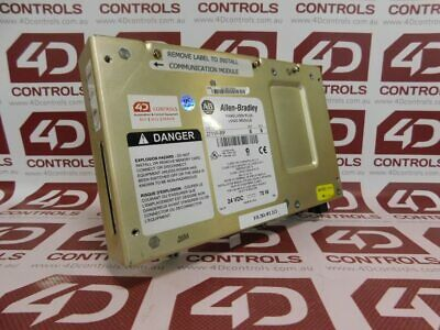Allen Bradley 2711P-RP Logic Module without Flash and RAM - Used - Series B